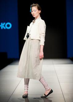 MOMI-KO, Off Out of Schedule, 10. FashionPhilosophy Fashion Week Poland, fot. Łukasz Szeląg