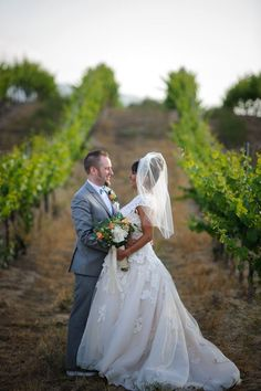 WEDDING WEDNESDAY! Cheers to Nicholas & Angela Stecher, married April 30, 2016! Such a great day filled with LOVE! #mountpalomarwineryweddings