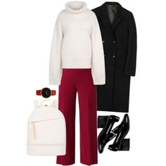 A fashion look from August 2015 featuring STELLA McCARTNEY sweaters, The Row capris and Robert Clergerie loafers. Browse and shop related looks.
