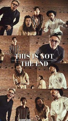 This is not the end!!