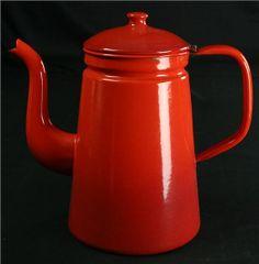 vintage Tea pots teakettels coffe pots by lotforme on Etsy
