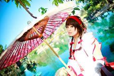 Sengoku Musou 3 - Okuni by ~kumakuku on deviantART