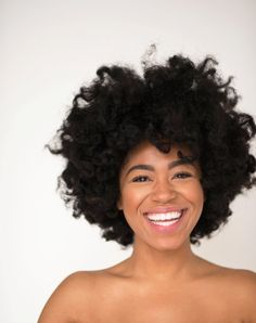 Natural Hair Styles and Fashion   alluringdisaster: Laughter is the best medicine...