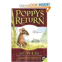 Poppy's Return (The Poppy Stories)