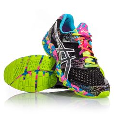 Asics Gel Noosa Tri 8 - Womens Running Shoes.  These are so comfortable.  I also LOVE the design of this shoe!