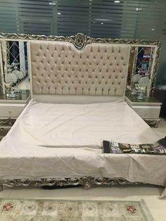 لدينا كل ما يخص الأثاث المنزلي من ( غرف نوم - غرف أطفال - غرف سفرة - أنتريهات - صالونات - ركنات ) نتشرف بزيارتكم لمعرضنا : سوهاج: شارع عبدالحليم محمود من شارع الجمهورية 01210066505 -  01210077808 -  01210088906  #كنوز_أرت  #سوهاج Furniture, Bedroom Bed, Bed Design, Luxury Bedroom Design, Fabric Wall, Luxury, Bedroom Furniture Sets, Bedroom Bed Design, Fabric Panels