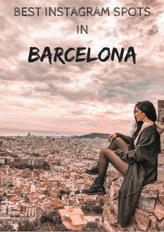 Best Instagram Spots in Barcelona