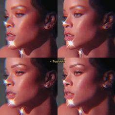 Badass Aesthetic, Neon Aesthetic, Black Girl Aesthetic, Aesthetic Songs, Rihanna Music Videos, Rihanna Video, Ariana Grande Music Videos, Rihanna Makeup, Rihanna Riri