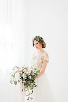 Image by Katy Melling Photography - Brinkburn Northumberland Floral Inspiration Shoot   Bels Flowers   Katy Melling Photography
