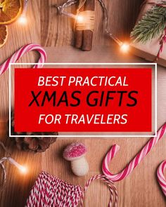 Holiday Gift Guide: Christmas Gift Ideas For World Travelers , Christmas Travel, Christmas Gift Guide, Perfect Christmas Gifts, Christmas Fun, Holiday Fun, Holiday Gifts, Holiday Ideas, Best Travel Gifts, Best Gifts