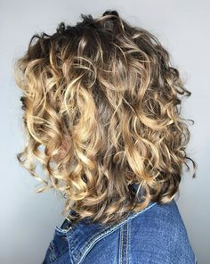 Achieving your curly hair transformation doesn't happen overnight— DevaCurl can help your curls reach their full potential through our guides and stylists. Short Curly Haircuts, Curly Hair Cuts, Permed Hairstyles, Long Hair Cuts, Curly Hair Styles, Cool Hairstyles, Natural Hair Styles, Medium Short Hair, Medium Hair Cuts