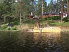 """Holiday Home Sweden, Småland, Mariannelund: """"Fritidshus Mariannelund"""" Sweden Holidays, Open Fires, Garden Furniture, Terrace, Villa, Barbecue, Places, Southern, Pictures"""