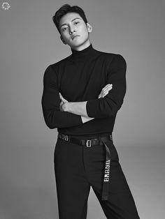 Ji Chang Wook >' '< by Glorious Ji Chang Wook Abs, Ji Chang Wook Smile, Ji Chan Wook, Park Hae Jin, Park Seo Joon, Korean Men, Asian Men, Ji Chang Wook Photoshoot, Dramas