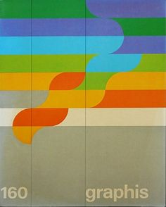 Otl Aicher  Graphis 160 cover