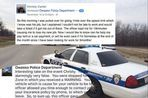 Woman who slammed police on Facebook with one-star review is stunned when they reply with this - Mirror Online