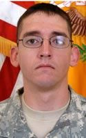 Army Cpl. John P. Sigsbee Died January 16, 2008 Serving During Operation Iraqi Freedom 21, of Waterville, N.Y.; assigned to the 1st Squadron, 32nd Cavalry Regiment, 1st Brigade Combat Team, 101st Airborne Division (Air Assault), Fort Campbell, Ky.; died Jan. 16 in Balad, Iraq, of wounds sustained from grenade and small-arms fire during combat operations.
