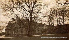 Ewood Hall, Mytholmroyd Home of the Farrars in the 16th Century.