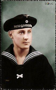 Matrosen der Kriegsmarine