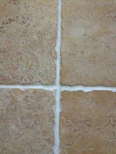 The Everyday Cinderella: Miracle Grout Cleaner!