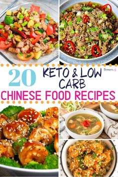 Satisfy your craving for Chinese take-out with these copycat Keto Chinese Food Recipes. Includes recipes for many of your favorites like the drool-worthy Keto Egg Roll in a Bowl, Keto Teriyaki Salmon, potstickers and Low Carb General Tso's Chicken. Ketogenic Recipes, Low Carb Recipes, Diet Recipes, Healthy Recipes, Ketogenic Diet, Protein Recipes, Copycat Recipes, Healthy Food, Smoothie Recipes