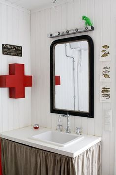 first aid locker by house doctor from www.bodieandfou.com