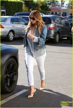 Celeb Diary: Kim Kardashian in Los Angeles