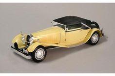 1/24 '31 Bugatti Royal Victoria (Lindberg)