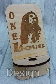 Love Design, Bob Marley, Laser Cutting, First Love, Unique Jewelry, Handmade Gifts, Vintage, Etsy, Kid Craft Gifts