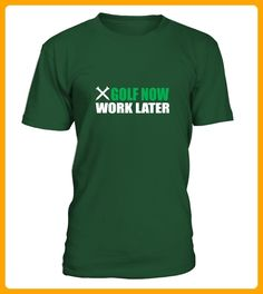 golf now work later - Golf shirts (*Partner-Link)