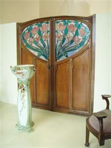 Art Nouveau furniture | Flickr