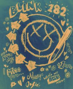 Awesome .:.:.:.:.:.Blink-182.:.:.:.:.:. Art