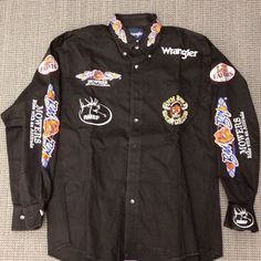 Find out how to WIN this Austin Meier worn shirt on Twitter (twitter.com/pbr).