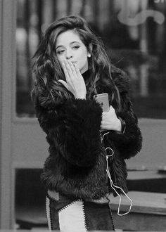 Flying kiss to all Camila's haters