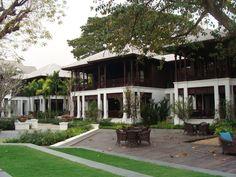 137 pillars house, Thailand.