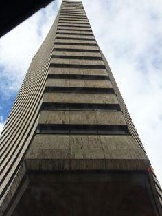 Bogota (Colombia) - La decima - triangular building - Jorge Torres ©