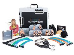 awesome journey gym ULTIMATE System – Portable Universal Gym, Total Workout at Home or On the Go (2015 Series)