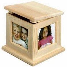 $8 Photo Cube Carousel