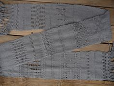 Woven on little Cricket Loom, cotton yarn, sampler of hand manipulated and pick up stick lace patterns