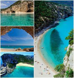Cala Luna, Golfo di Orosei, Sardinia Island, Italy
