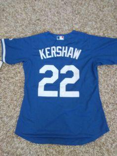 241c8ada5 Women s Dodgers jersey  22 kershaw Dodgers Jerseys