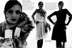 Vogue Italia, aprile 1973*silva*