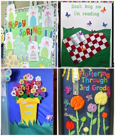spring-bulletin-board-ideas.png (522×618)