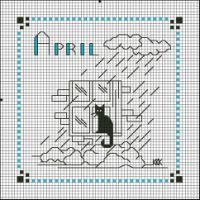 """Gallery.ru / nataz - Альбом """"Календарь черного кота"""""""