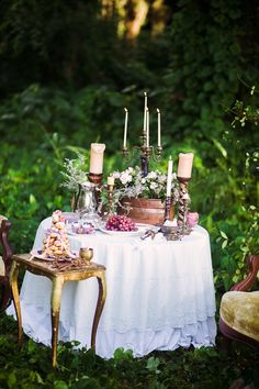 The Secret Garden Vintage fairytale themed engagement portraits The Secret Garden, Secret Garden Parties, Engagement Session, Catering, Secret Hideaway, Afternoon Tea Parties, Party Table Decorations, Midsummer Nights Dream, Wedding Art