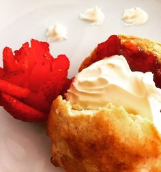 Scones and tea, anyone? – the pink scoop