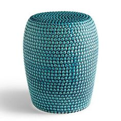 Emmeline Beaded Side Table at Grandin Road