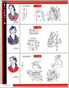 lb2014-10#sewing, #patternmaking. #dressmaking. #garment design