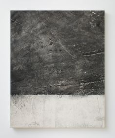 "Sam Moyer - ""Untitled,"" 2013, ink on canvas mounted to wood panel, 60 x 48 inches, 152.4 x 121.9 cm"