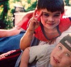 Baby Hayes and Nash