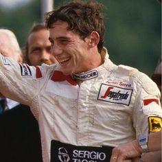 Senna, Toleman, 1984?